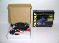 Numax 12v 1Ah Motorcycle Charger From £29.16 EX VAT Buy Online from The Battery Shop